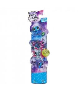 Littlest Pet Shop E2252 Kosmická zvířátka 7ks