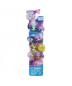 Littlest Pet Shop E2253 Kosmická zvířátka 7ks