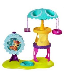 Littlest Pet Shop Hřiště, Magic Motion Hrací set