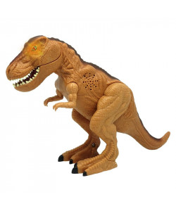 ADC Blackfire Mighty Megasaur: Akční T-Rex - hnědý