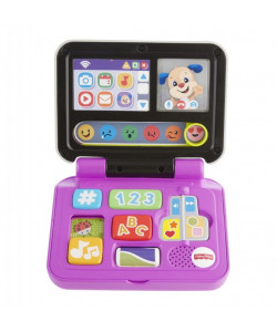 Fisher Price Naučný laptop CZ