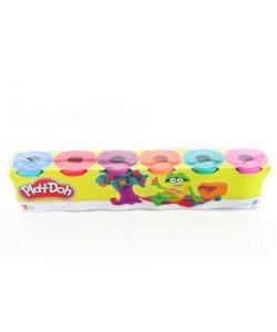 Play-Doh Balení 6 ks kelímků zářivé barvy