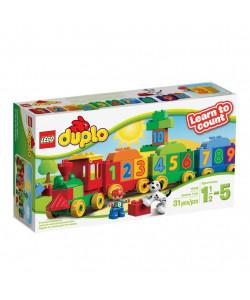 LEGO® DUPLO® 10558 Vláček plný čísel