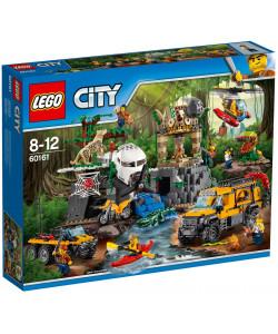 LEGO® City 60161 Průzkum oblasti v džungli