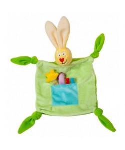 Taf Toys Králík mazlík - zelený