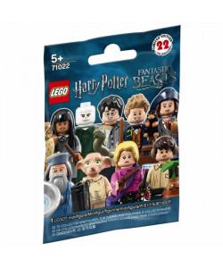 LEGO®Minifigurky Harry Potter a Fantastická zvířa.