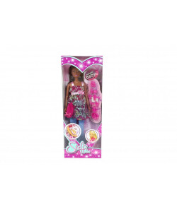 Simba Panenka Steffi černoška s miminkem