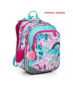 Školní batoh Topgal ELLY 19004 G DOPRAVA ZDARMA