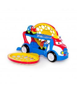 Oball Go Grippers™ Tahač Grumpy + 2 autíčka