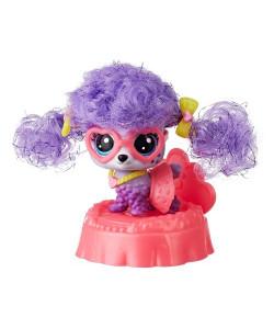 Little Pet Shop Prémiové zvířátko BEBE LA POODLE
