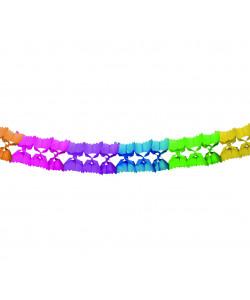 Girlanda různobarevná 360x14,5x14,5cm