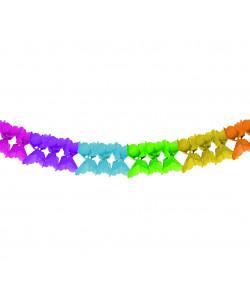 Girlanda různobarevná 360x12x12cm