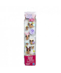 Littlest Pet Shop Speciální kolekce 8 ks, E1066