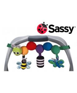 Sassy Housenka na autosedačku