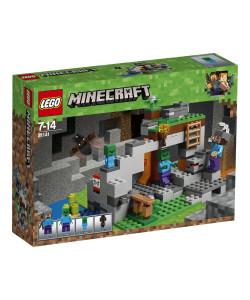LEGO® Minecraft 21141 Jeskyně se zombie