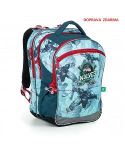 Školní batoh Topgal COCO 19012 B DOPRAVA ZDARMA