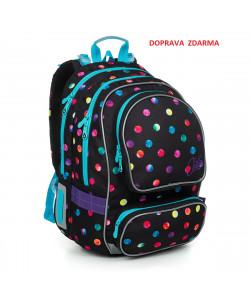 Školní batoh Topgal ALLY 19009 G DOPRAVA ZDARMA