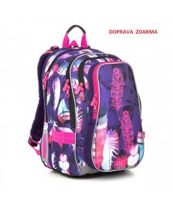 Školní batoh Topgal LYNN 18009 G DOPRAVA ZDARMA