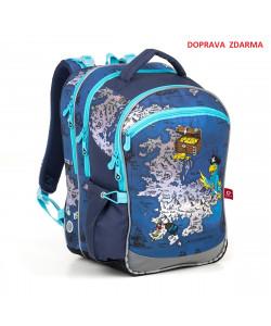 Školní batoh Topgal COCO 18015 B DOPRAVA ZDARMA