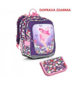 Školní batoh Topgal CHI 879 I SET SMALL