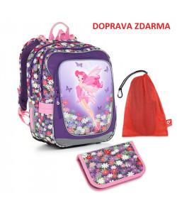Školní batoh Topgal CHI 879 I SET MEDIUM