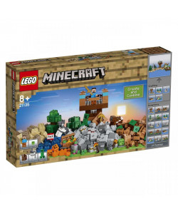 LEGO® Minecraft 21135 Kreativní box 2.0