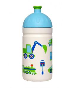 Zdravá lahev® Autíčka 0,5 l