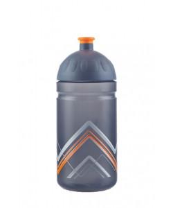 Zdravá lahev® BIKE Hory oranžová 0,5l
