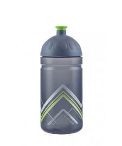Zdravá lahev® BIKE Hory zelená 0,5l
