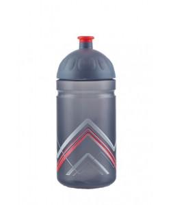 Zdravá lahev® BIKE Hory červená 0,5l