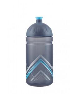 Zdravá lahev® BIKE Hory modrá 0,5l