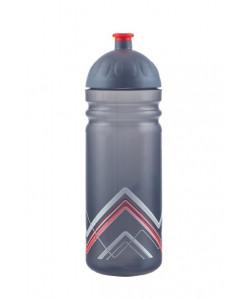 Zdravá lahev® BIKE Hory červená 0,7l
