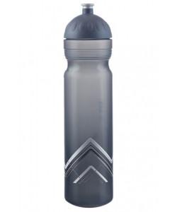 Zdravá lahev® BIKE Hory stříbrná 1,0l