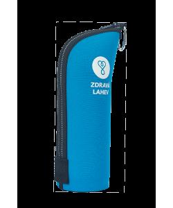 Zdravá lahev® Termoobal CABRIO reflex 0,7l modrý