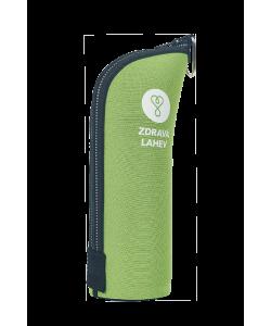 Zdravá lahev® Termoobal CABRIO reflex 0,7l zelený