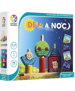 Mindok SMART Games - Den a noc