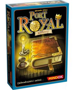 Mindok Port Royal: Rozšíření Dobrodružství začíná