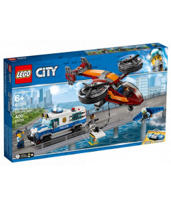 LEGO® City 60209 Letecká policie a loupež diamantu