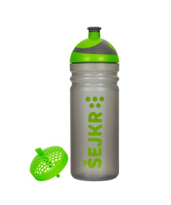 R&B Zdravá lahev® ŠEJKR zelený 0,7l