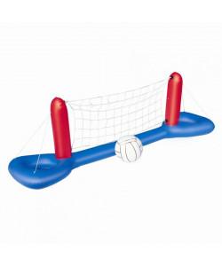 Besway Nafukovací volejbalový set - 244x64 cm
