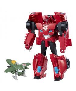 Transformers RID Kombinátor set - SIDESWIPE
