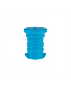 R&B Zdravá lahev® Zátka modrá fluo