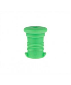 R&B Zdravá lahev® Zátka zelená fluo