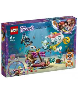 LEGO® Friends 41378 Mise na záchranu delfínů