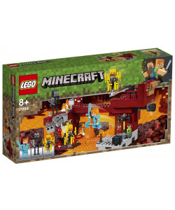 LEGO® Minecraft™ 21154 Most ohniváků