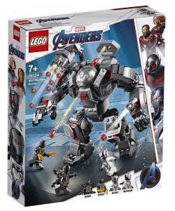 LEGO® 76124 War Machine v robotickém obleku