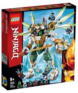LEGO® Ninjago 70676 Lloydův titanový robot