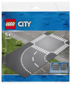 LEGO® City 60237 Zatáčka s křižovatkou