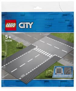 LEGO® City 60236 Rovná cesta s křižovatkou