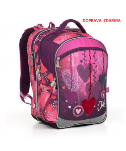 Školní batoh Topgal COCO 17002 G DOPRAVA ZDARMA